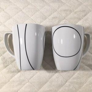 Corelle Porcelain Mugs